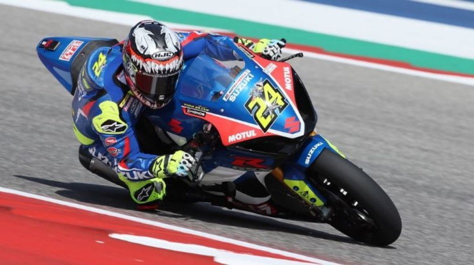 MotoAmerica: Super Suzuki in Austin Superpole, Elias 1st Herrin 2nd