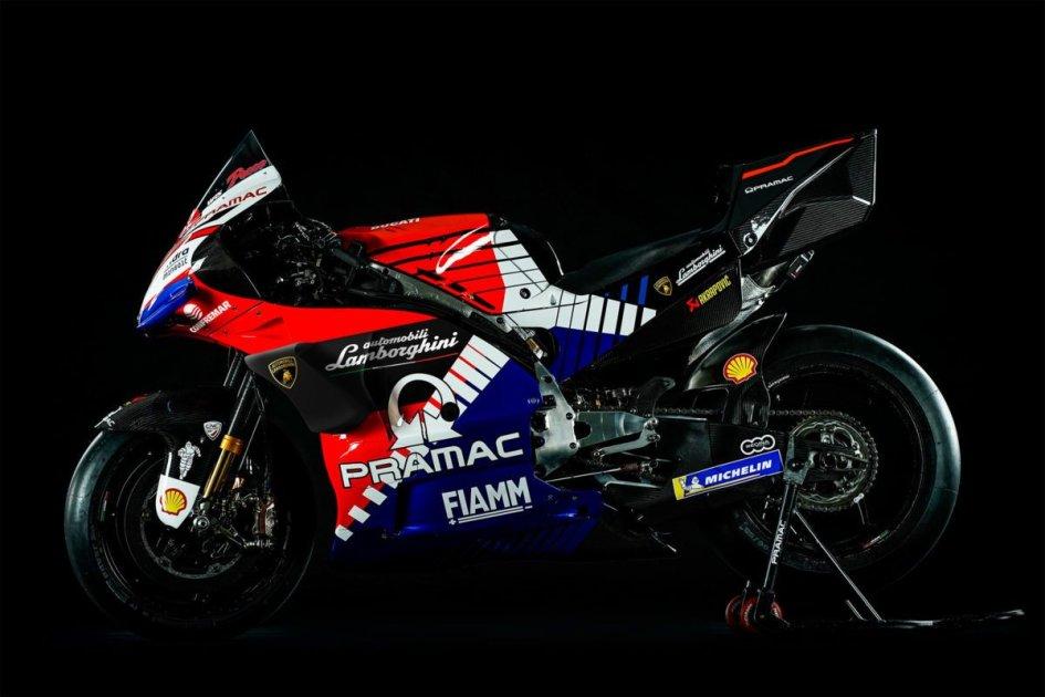 MotoGP: Lamborghini nuovo title sponsor Pramac a Austin