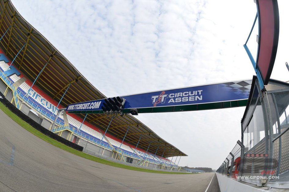 SBK: As Assen Pirelli porterà le 'maggiorate'