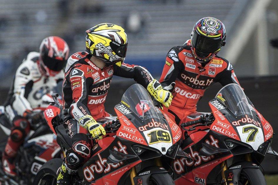 SBK: A Imola test Ducati aperti gratuitamente al pubblico