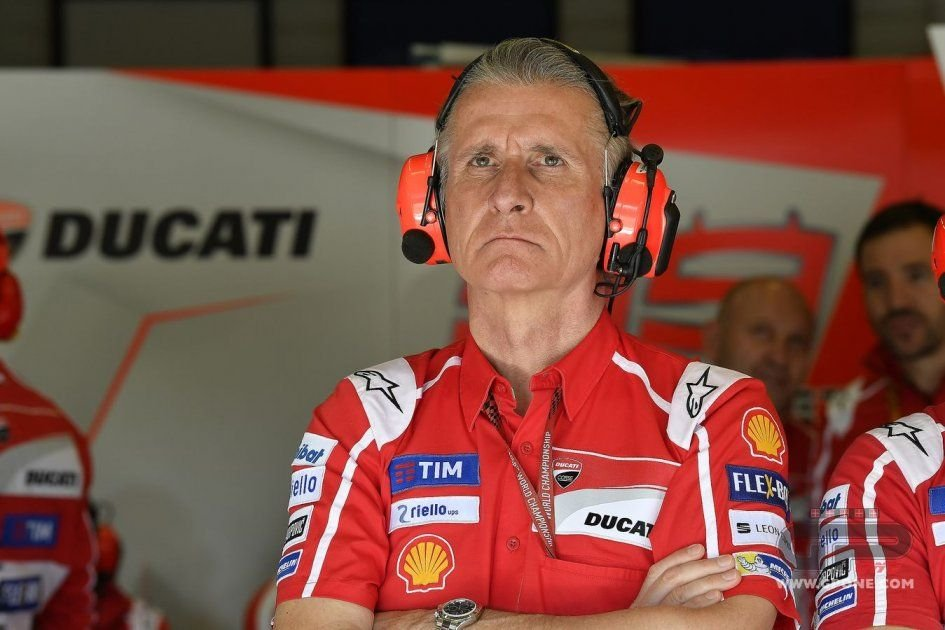 "SBK: Ciabatti: ""Bautista? With Cecconi we're killing ourselves albeit with a smile on our faces"
