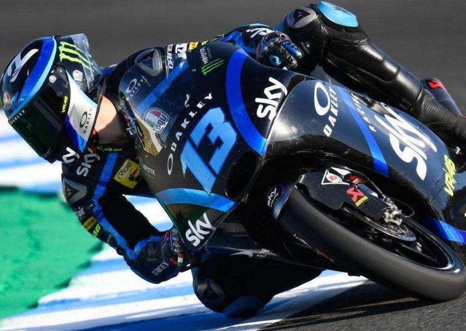 """Moto3: Vietti: """"Questo podio è meglio di quello australiano!"""""""