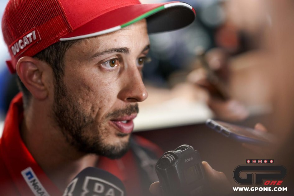 """MotoGP: Dovizioso: """"Rins non è un alleato contro Marquez ma un avversario"""""""