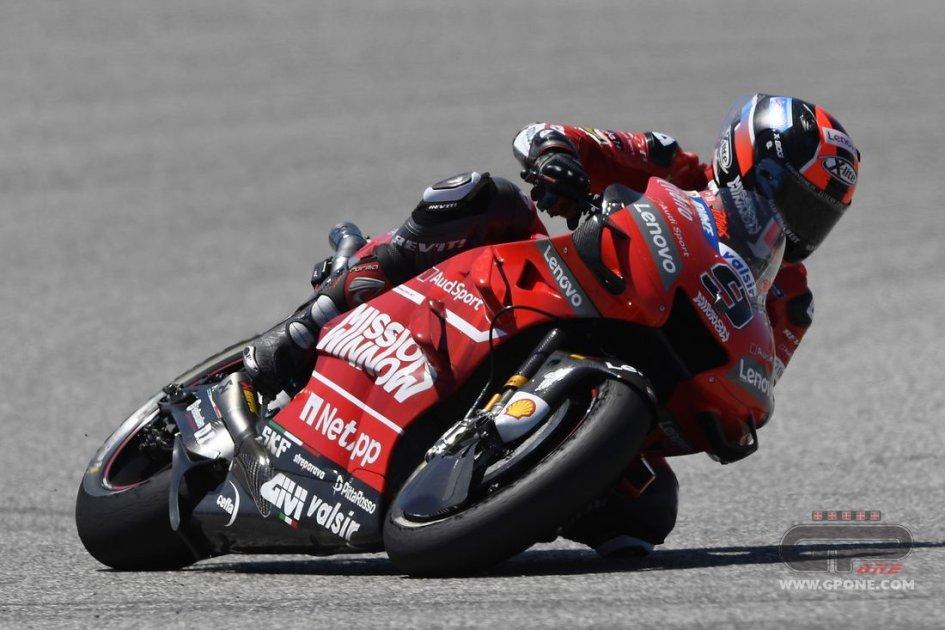 MotoGP: Ducati la più veloce a Le Mans, ma non ha mai vinto