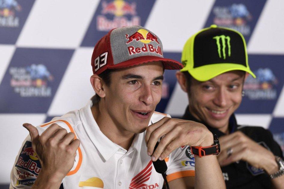"""MotoGP: Marquez: """"Ad Austin sono caduto per un problema tecnico"""""""