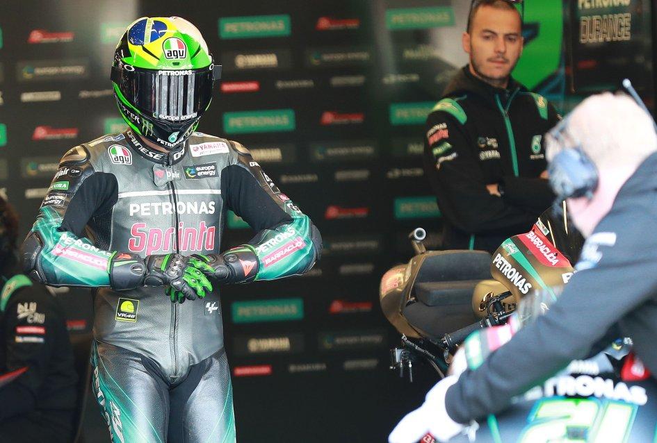 "MotoGP: Morbidelli: ""Domenica a Le Mans sarà una gara thriller"""