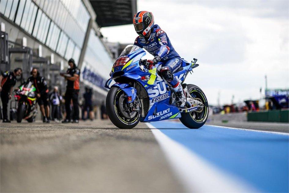 """MotoGP: Rins: """"Il passaggio dalla Q1 non mi preoccupa"""""""