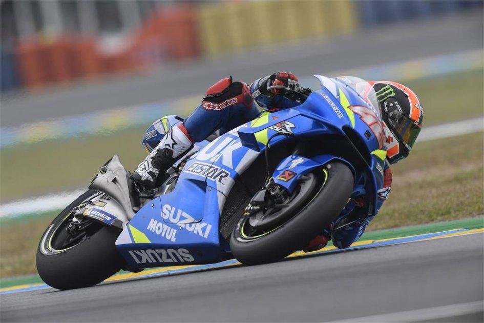 """MotoGP: Rins: """"Ho rischiato di cadere pur di arrivare decimo"""""""
