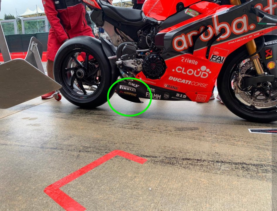 SBK: Ducati brings the (wet) spoon to Imola