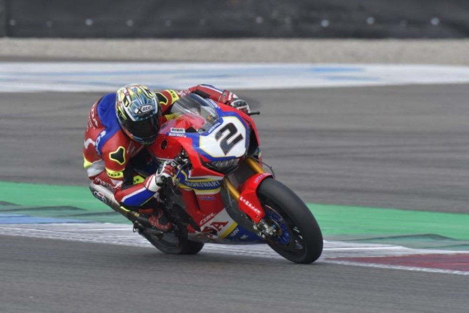 """SBK: Camier non ha dubbi: """"Imola sarà una gara difficile per la Honda"""""""