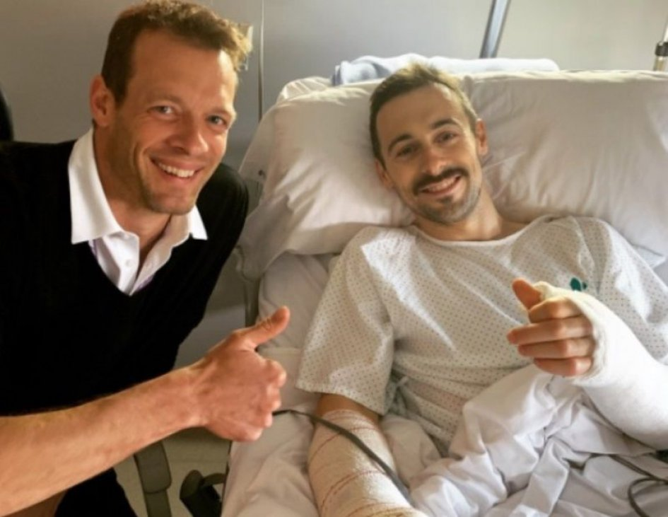 SBK: Laverty: successful operation, but recovery times are worrying