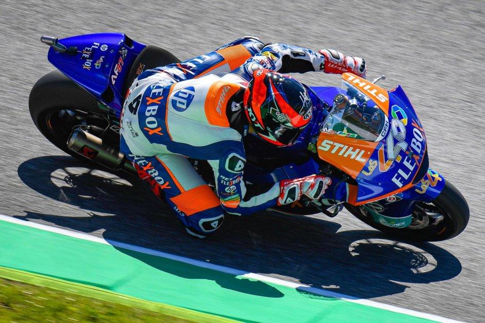 Moto2: FP3: Team Pons a due facce: Fernandez in testa, Baldassarri in Q1
