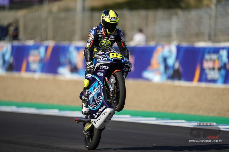 Moto3: Nepa con il team Avintia dal GP di Assen