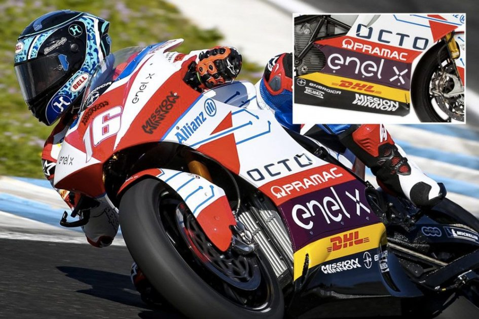 MotoE: From Ducati to MotoE: Mission Winnow with Pramac Racing