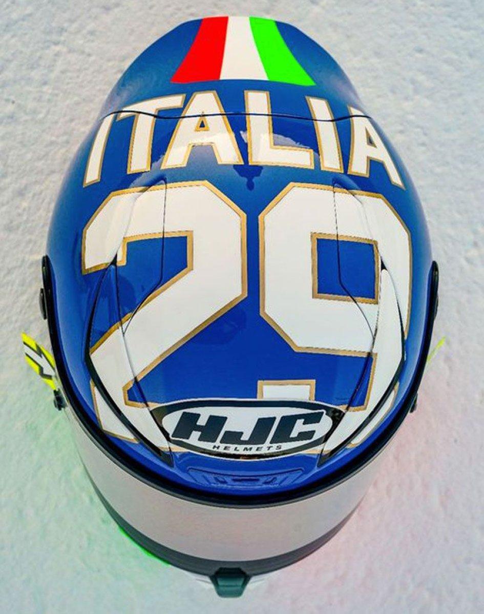 MotoGP: Iannone entra nella Nazionale del Mugello