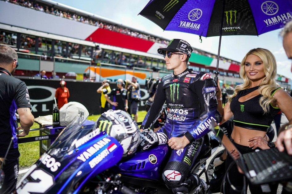 """MotoGP: Vinales rassegnato: """"La Yamaha? Come guidare sul ghiaccio"""""""