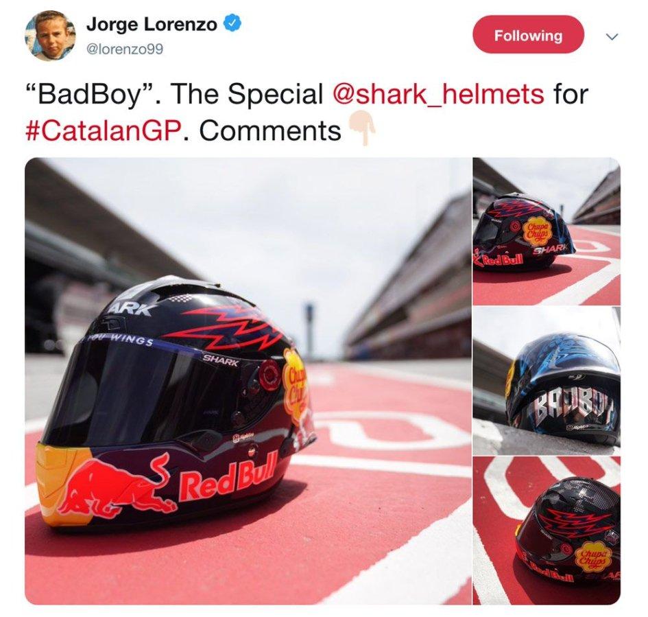 MotoGP: Lorenzo 'cattivo ragazzo' a Barcellona