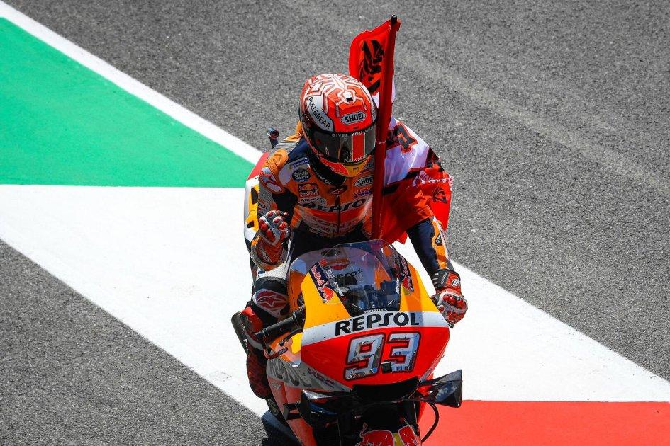 """MotoGP: Marquez duro: """"Lorenzo, per chiedere alla Honda devi stare davanti"""""""
