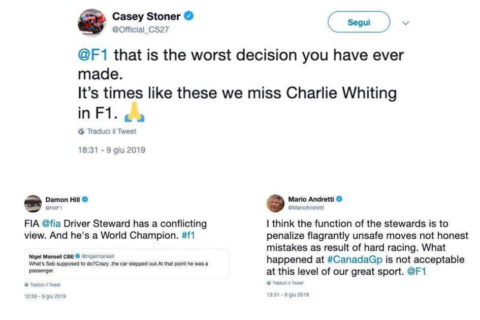 """MotoGP: Stoner sulla penalità a Vettel: """"Peggior decisione di sempre in F1"""""""