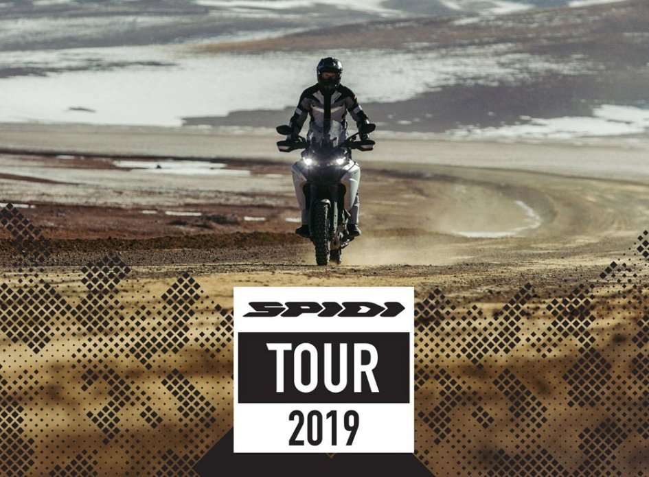 News Prodotto: Sulle strade più belle d'Europa con Spidi Tour