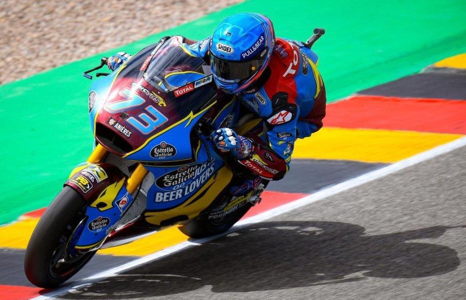 Moto2: Dalla Q1 alla pole, è Marquez il migliore. Marini 2°
