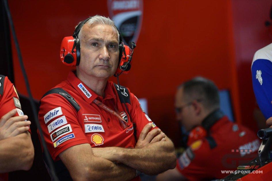 """MotoGP: Tardozzi: """"Se Lorenzo ha sondato Ducati, non ha chiamato me"""""""