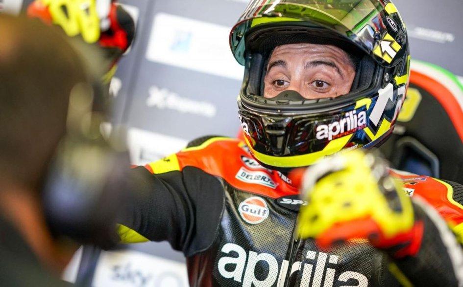 """MotoGP: Iannone: """"L'Aprilia è ancora troppo nervosa"""""""