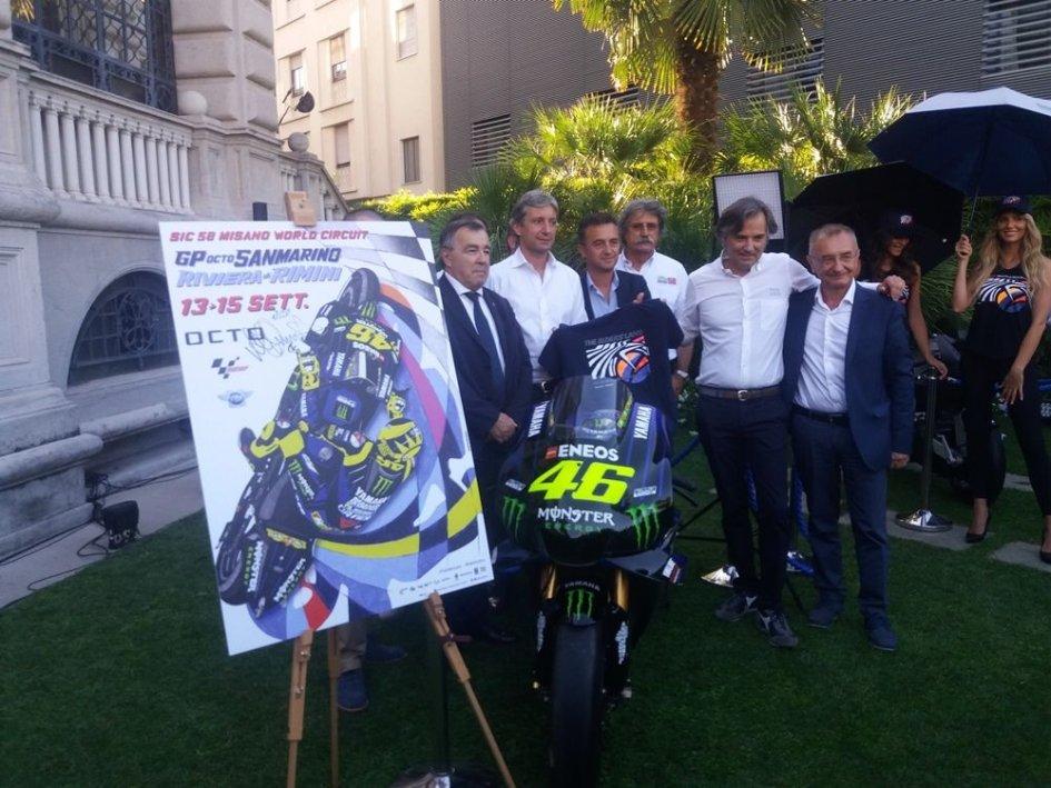 MotoGP: Il GP di Misano 2019 sempre nel segno di Valentino Rossi