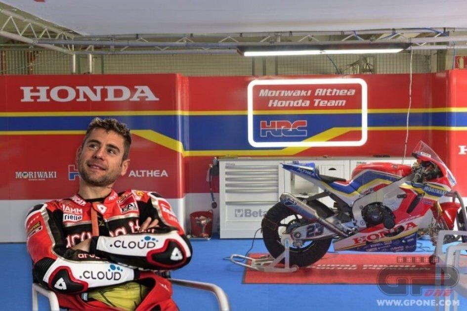 SBK: Alvaro Bautista: la Ducati lo aspetta, la Honda lo tenta