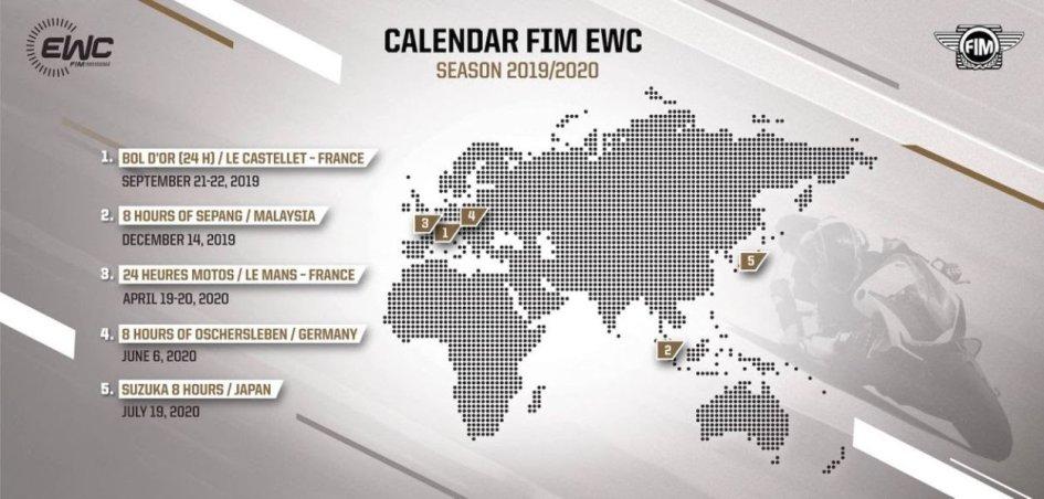 Dicembre Calendario 2020.Sbk Mondiale Endurance A Dicembre Il Debutto Della Malesia