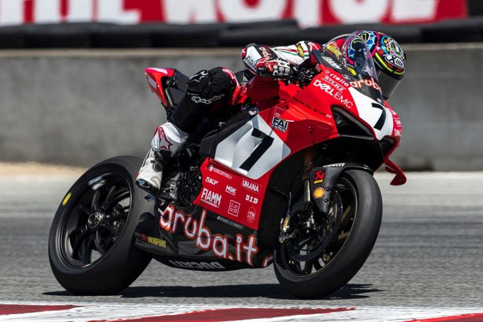 "SBK: Davies: ""After 16 long months I'm back where I want to be"""