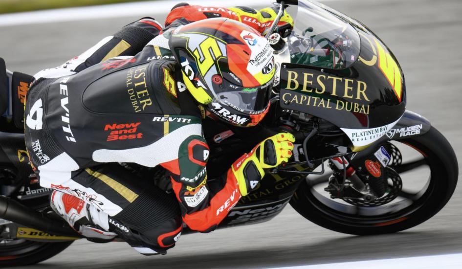 Moto3: FP1: Masia batte Rodrigo nella mattinata di Brno