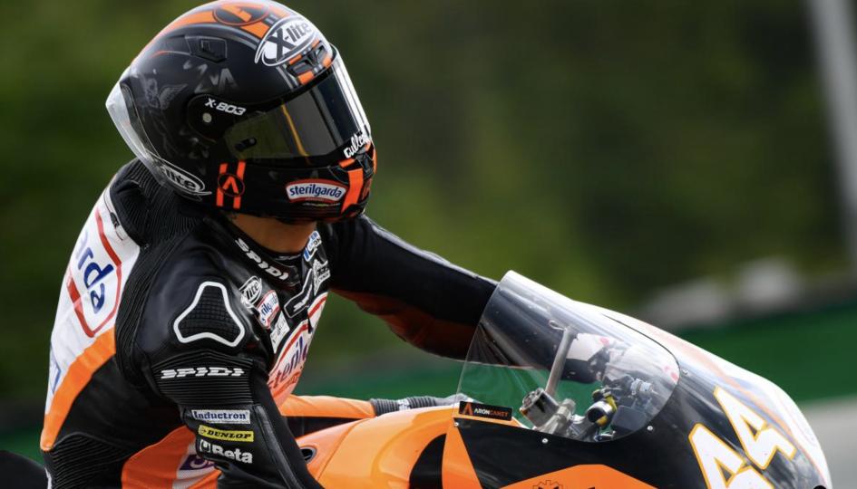 Moto3: Brno: Canet beffa gli italiani: Dalla Porta 2° e Arbolino 3°
