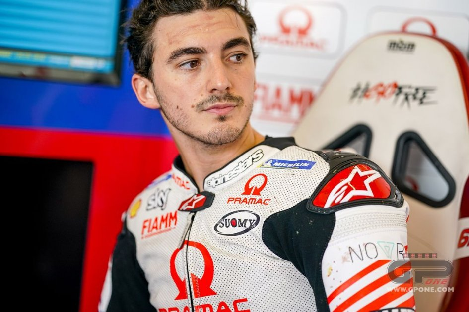 "MotoGP: Bagnaia: ""It's time to draw a line and start again"""
