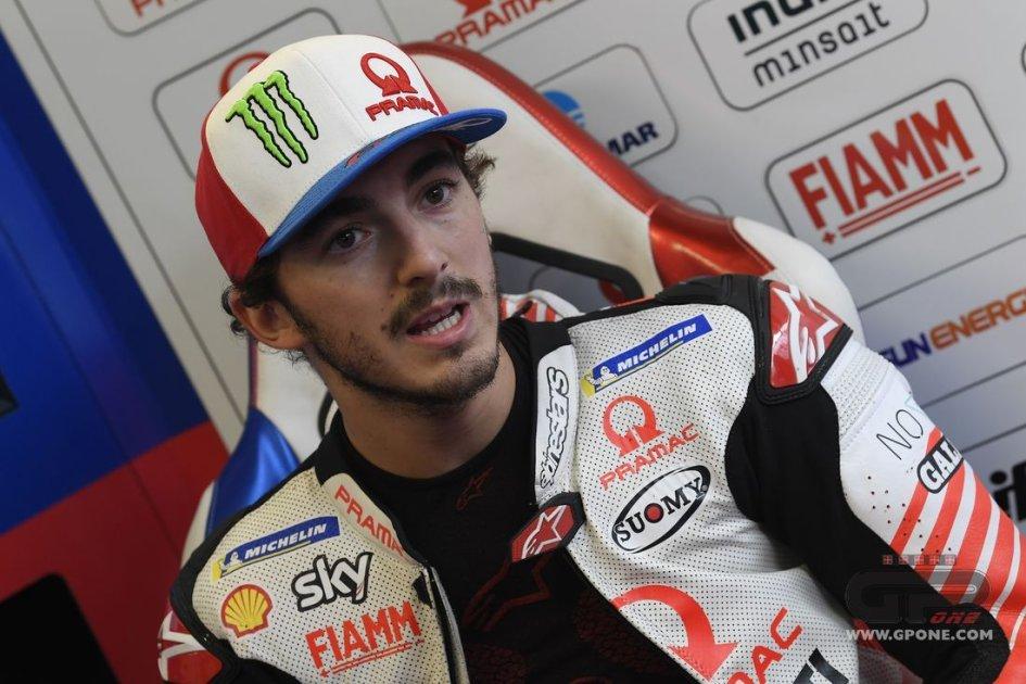 """MotoGP: Bagnaia: """"Sono dovuto ripartire da zero per ottenere questo risultato"""""""