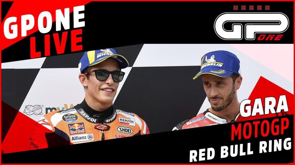 MotoGP: Red Bull Ring, cronaca diretta LIVE: Dovizioso batte Marquez in volata