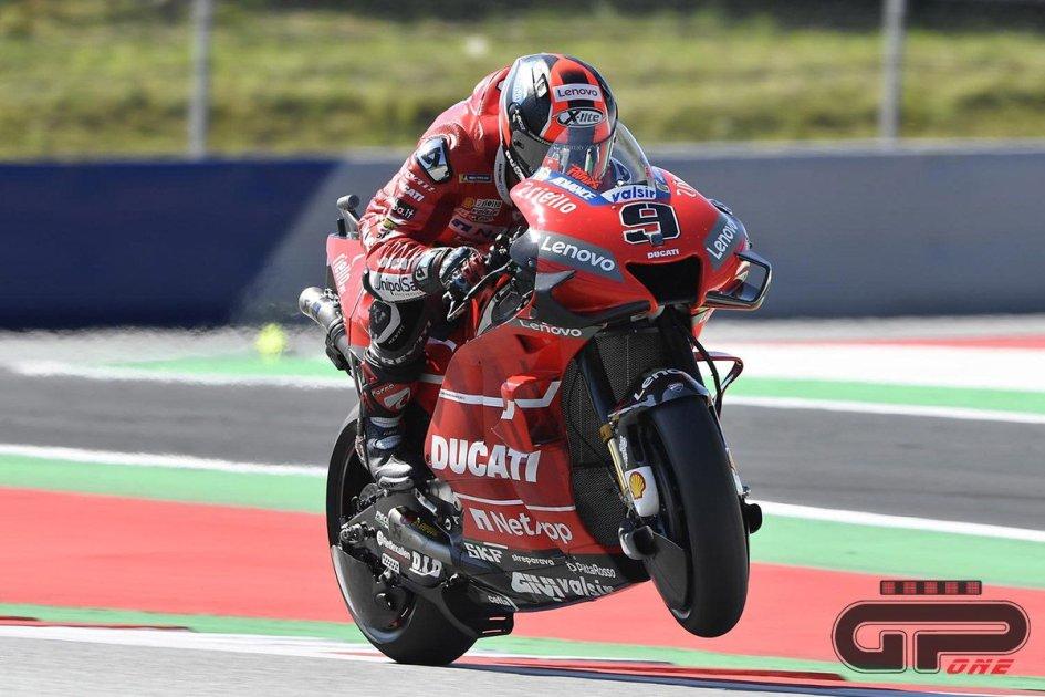 """MotoGP: Petrucci: """"Non sono in Ducati per fare queste gare, mi serve un reset"""""""