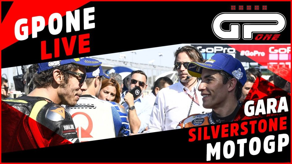 MotoGP: Silverstone, cronaca LIVE del GP di Gran Bretagna: Rins brucia Marquez