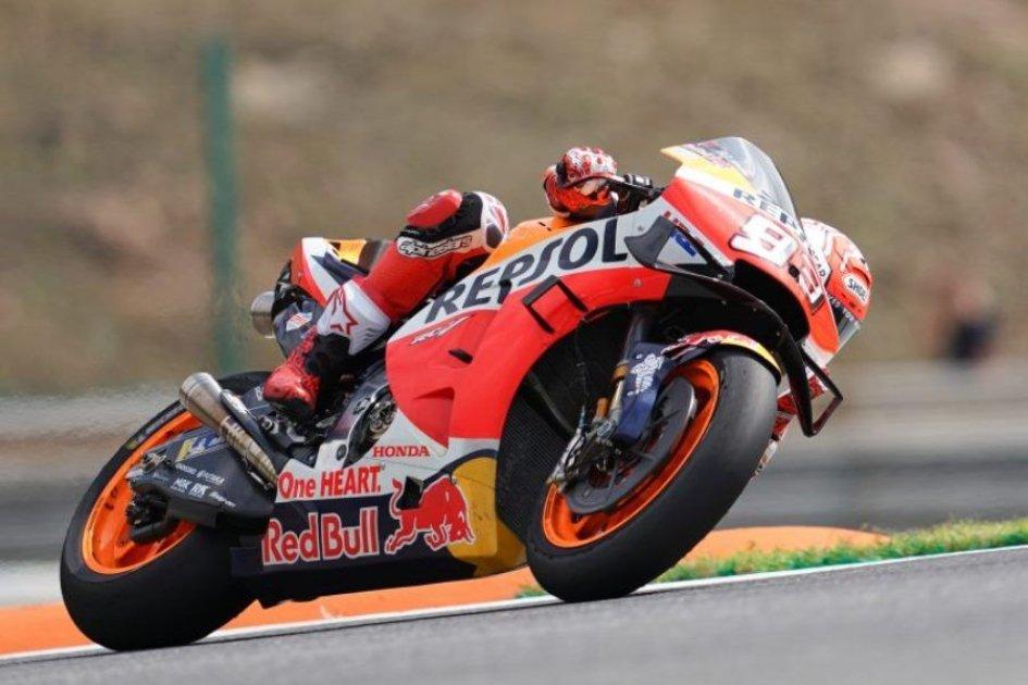 MotoGP: Marquez 'doma' Dovizioso e le Ducati a Brno