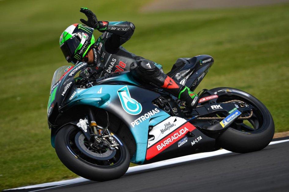 """MotoGP: Morbidelli: """"Domani sarà una gara di gruppo, ed io sono pronto"""""""