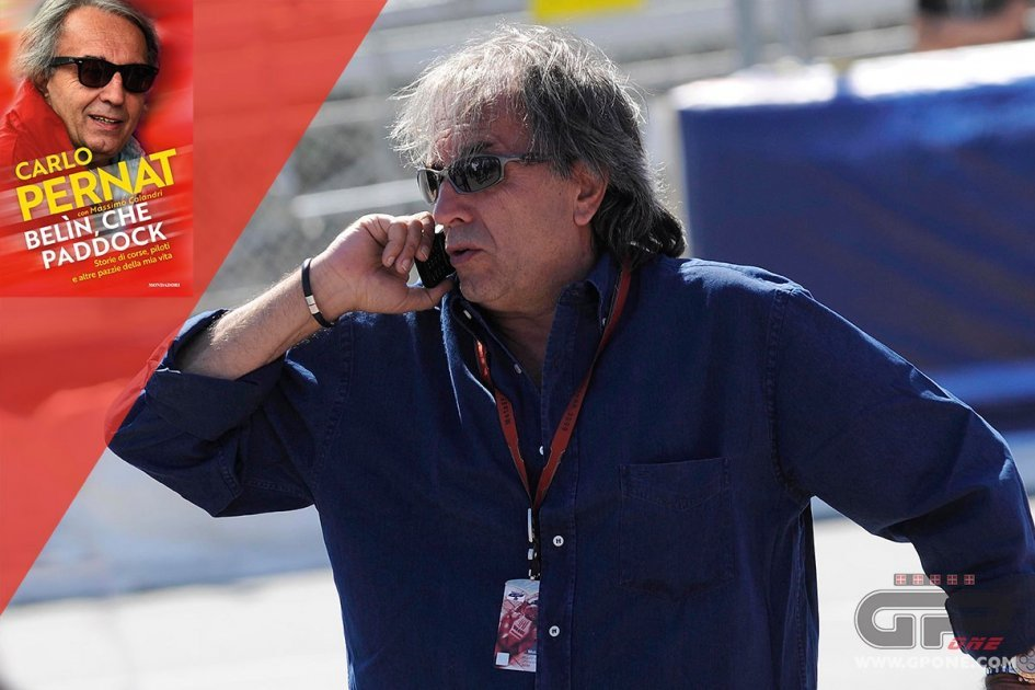 "MotoGP: Pernat: ""Rossi is not nearing the end, but he has the head of a 40-year old"""