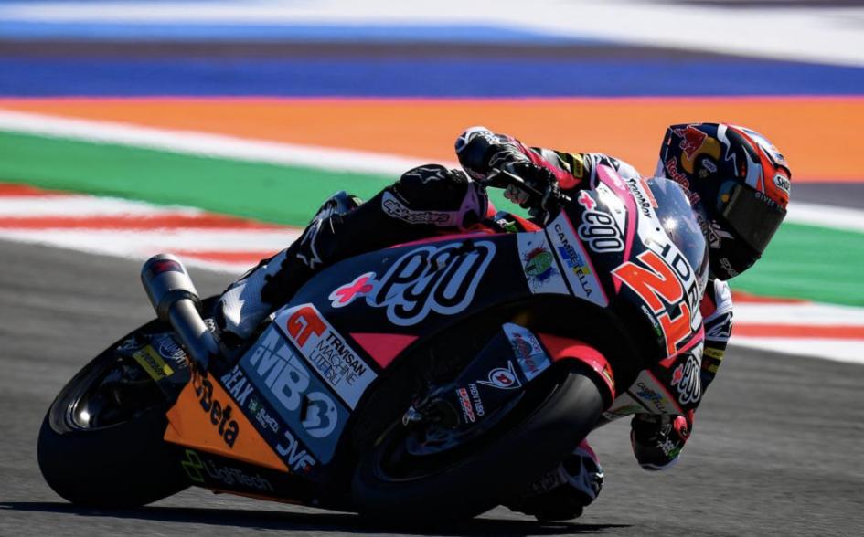 Moto2: Festa Di Giannantonio a Misano, prima pole in carriera
