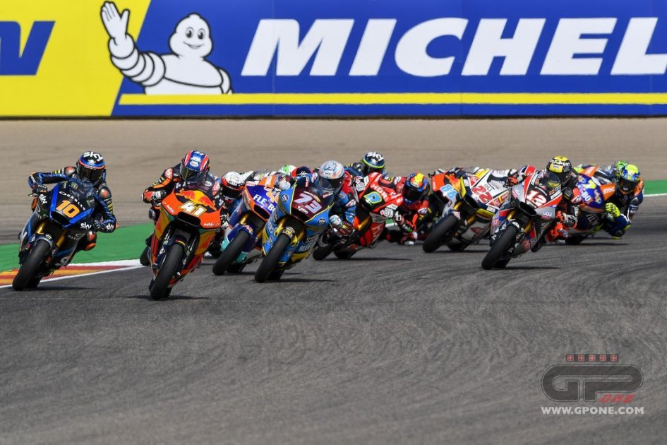 Moto2: Introducing the Moto2 and Moto3 team entries for 2020