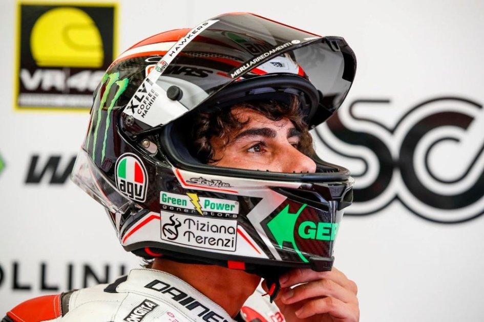Moto3: Niccolò Antonelli: oggi l'intervento, ad Aragon lo sostituirà Pizzoli