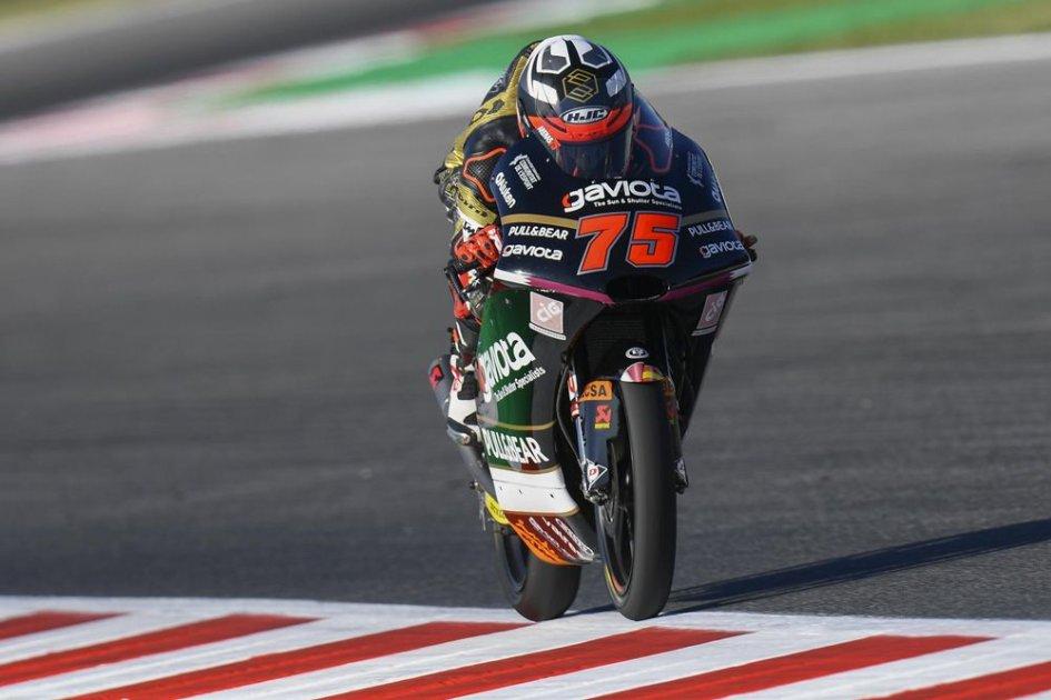 Moto3: FP2: Arenas si conferma il più rapido, 3° Arbolino
