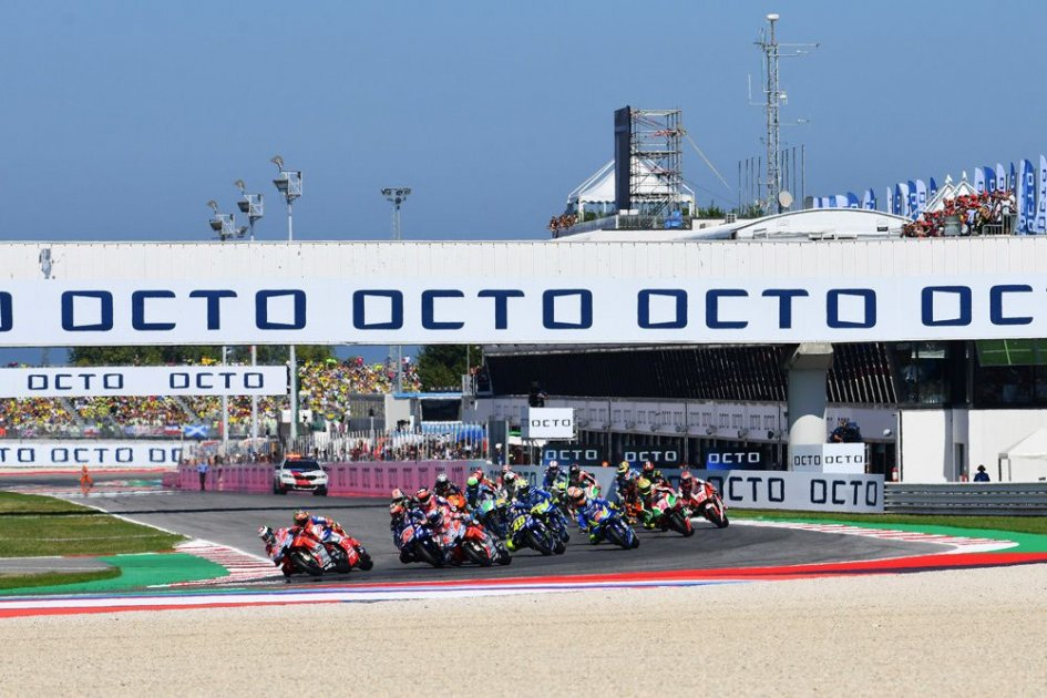 "MotoGP: Michelin: ""We want another record weekend at Misano"""