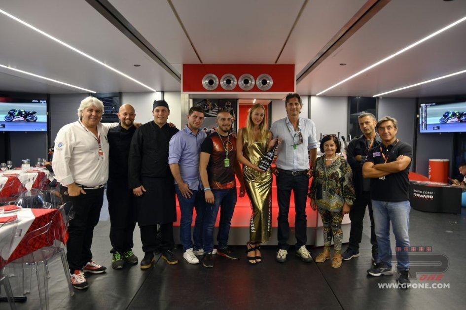 MotoGP: Prossecco DOC e MV Agusta rendono frizzante il GP di Misano