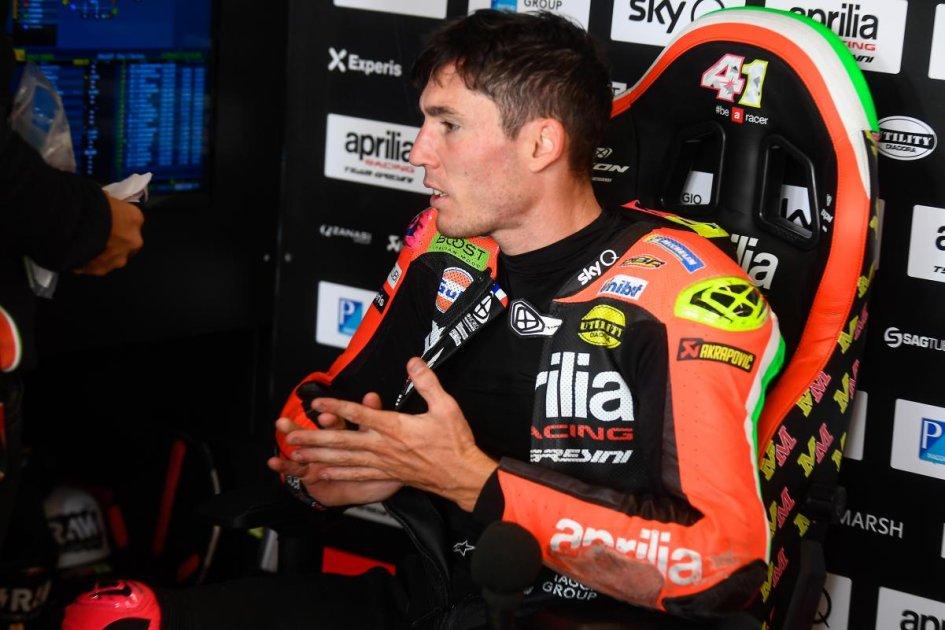 """MotoGP: Espargarò: """"La nuova moto? Non ci sarà prima dei test di Sepang"""""""