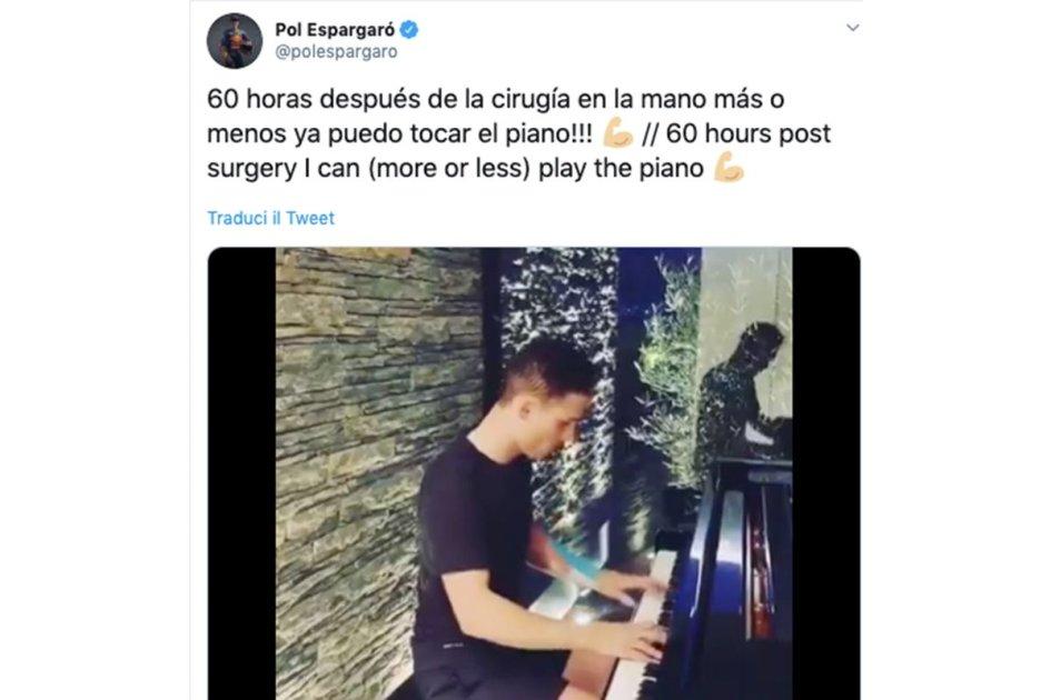 MotoGP: Pol Espargarò 60 ore dopo l'operazione è già pronto a suonarle a tutti