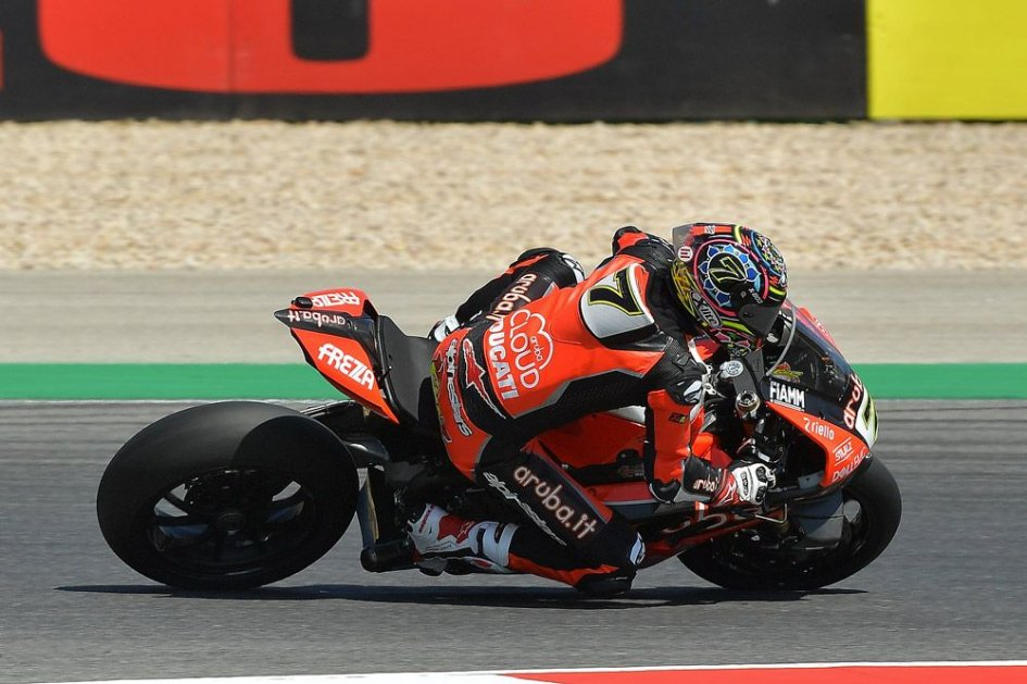 "SBK: Davies: ""No contact with Bautista. I feel for him."""